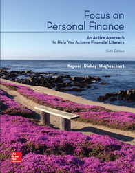 Focus on Personal Finance 6th Edition