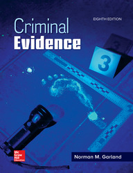 Criminal Evidence, 8th Edition