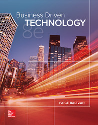Business Driven Technology 8th Edition