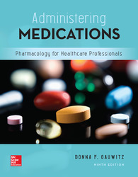 Administering Medications 9th Edition