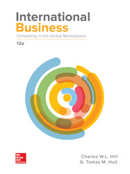 Global Business Today 7th Edition Ebook