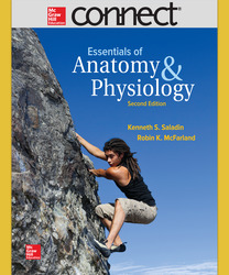 Connect APR & PHILS Online Access for Essentials of Anatomy & Physiology