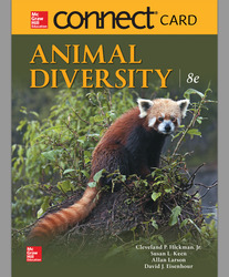 Connect Access Card for Animal Diversity