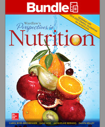 GEN COMBO LL WARDLAWS PERSPECTIVES NUTRITION UPD/DIETARY GUIDELINES; CONNECT AC