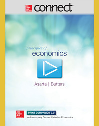 Connect Master 1-Semester Online Access for Principles of Economics