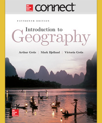 Connect Online Access for Introduction to Geography