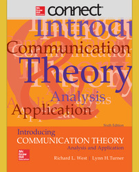Connect Online Access for Introducing Communication Theory: Analysis and Application