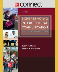 Connect Online Access for Experiencing Intercultural Communication