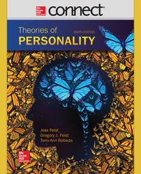 Connect Psychology Online Access for Theories of Personality