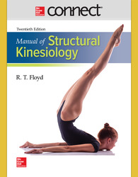 Connect Online Access for Manual of Structural Kinesiology