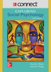 Connect Online Access for Exploring Social Psychology