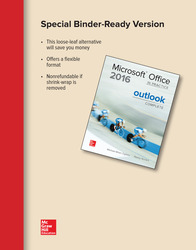 Looseleaf for Microsoft Office Outlook 2016 Complete: In Practice