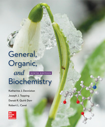 LooseLeaf for SSG/Solutions Manual for General, Organic & Biochemistry