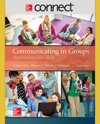 Connect Online Access for Communicating in Groups: Applications and Skills