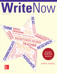 Write Now 2e MLA 2016 UPDATE 2nd Edition