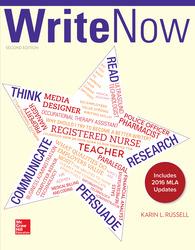 Write Now 2e MLA 2016 UPDATE