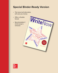 Looseleaf Write Now 2e MLA 2016 Update