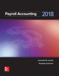 Loose Leaf for Payroll Accounting 2018