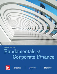 Fundamentals of Corporate Finance 10th Edition