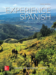 Experience Spanish 3rd Edition