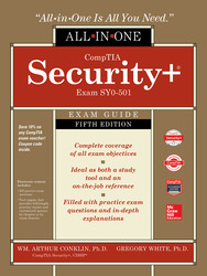 CompTIA Security+ All-in-One Exam Guide, Fifth Edition (Book)