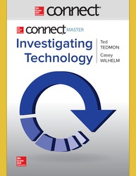 Connect Online Access for Connect Master: Investigating Technology IC3 Edition