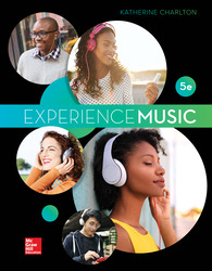 Experience Music 5th Edition