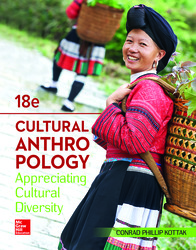 Cultural Anthropology 18th Edition