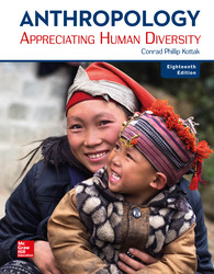 Anthropology: Appreciating Human Diversity 18th Edition