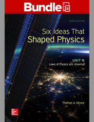 Package: Loose Leaf for Six Ideas That Shaped Physics: All Units with 1 Semester Connect Access Card
