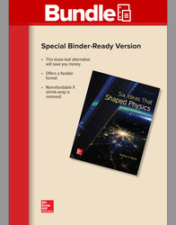 Package: Six Ideas That Shaped Physics: Units E, C, N, R, Q, T with 1 Semester Connect Access Card