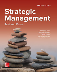 Strategic Management: Text and Cases 10th Edition