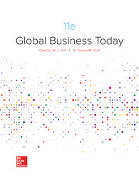 Global Business Today 11th Edition