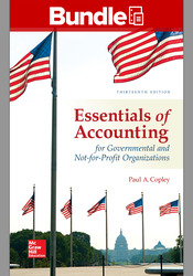 GEN COMBO ESSENTIALS ACCOUNTING GOVERNMENTAL NOT FOR PROFIT ORGZTNS; CONNECT AC