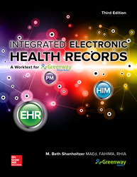 Integrated Electronic Health Records with Connect 3rd Edition