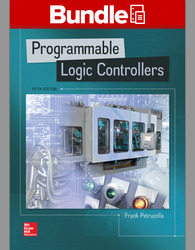 Package: Loose Leaf for Programmable Logic Controllers with 1 Semester Connect Access Card, Activities Manual, and LogixPro Lab Manual
