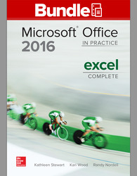 GEN COMBO LL MICROSOFT OFFICE EXCEL 2016 CMPLT; SIMNET OFFICE 2016 SMBK EXCEL AC