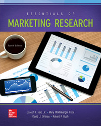 Soft Bound Version for Essentials of Marketing Research
