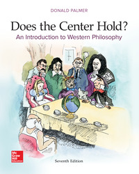 Soft Bound Version for Does the Center Hold? An Introduction to Western Philosophy