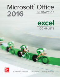 Soft Bound Version for MicroSoft Office EXCEL 2016 Complete: In Practice