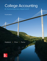 Soft Bound Version for College Accounting: A Contemporary Approach