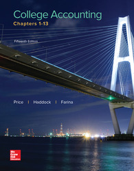 Soft Bound Version for College Accounting: Chapters 1-13