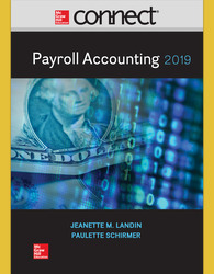 Connect Online Access for Payroll Accounting 2019