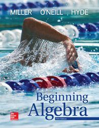 Integrated Video and Study Workbook for Beginning Algebra