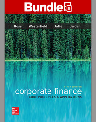 GEN COMBO CORPORATE LL FINANCE: CORE PRINCPLES & APPLICATIONS; CONNECT AC