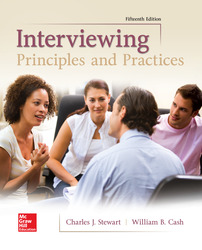 Loose Leaf for Interviewing: Principles and Practices