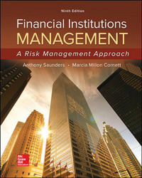 Loose Leaf for Financial Institutions Management: A Risk Management Approach