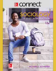 Connect Online Access for Schaefer Sociology a Brief Introduction