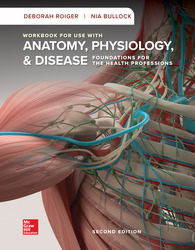 Workbook for Anatomy, Physiology, & Disease