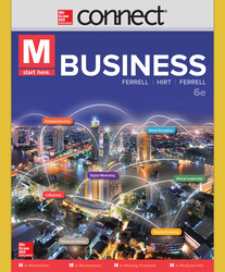 Connect 1-Semester Online Access for Business